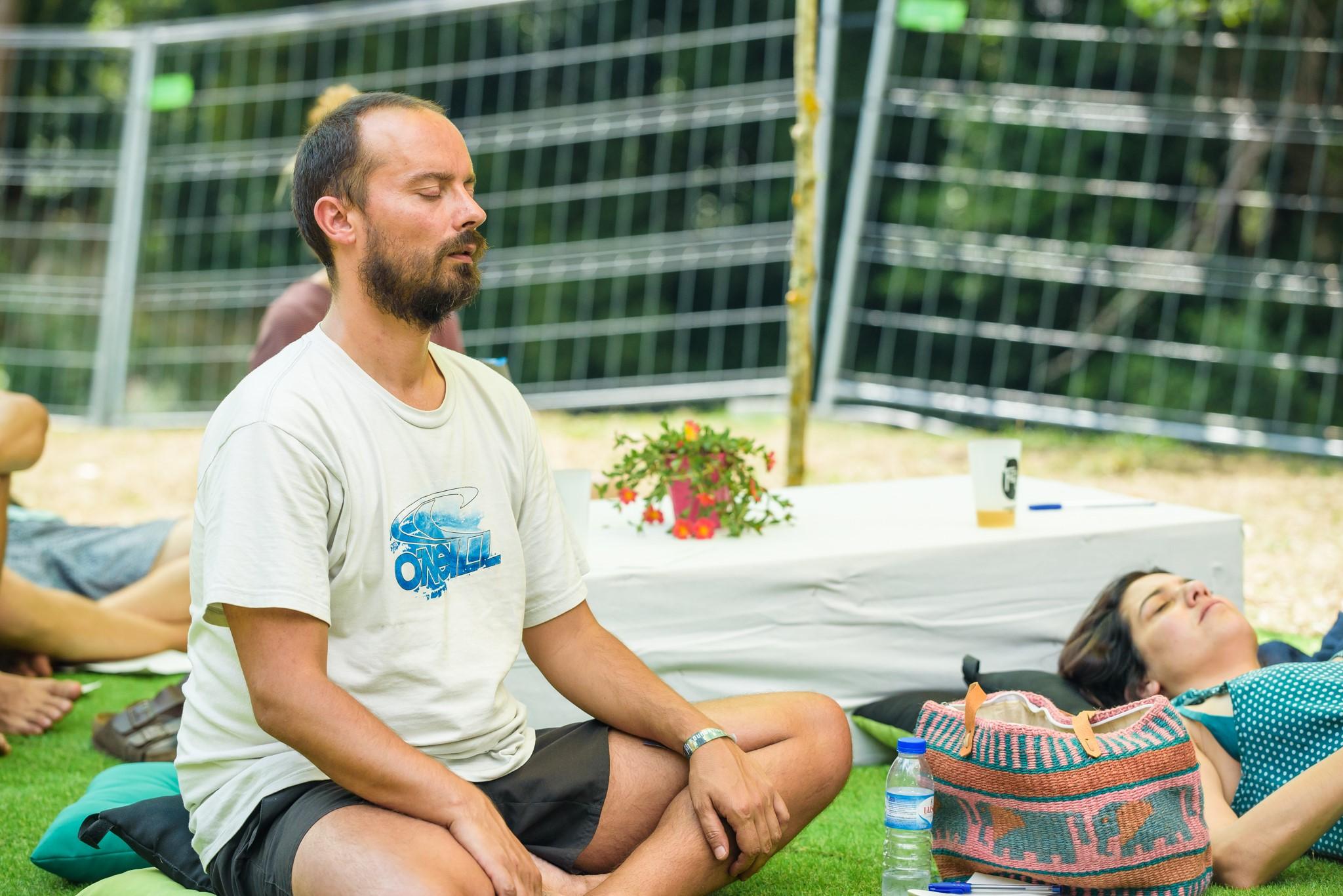 Can meditation replace sleep?